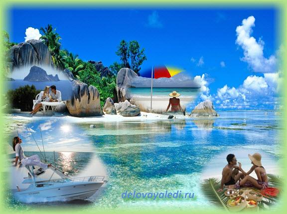 Отдых на море - любимое хобби женщины бальзаковского возраста